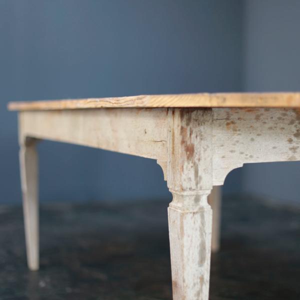 アンティーク ダイニングテーブル 楕円