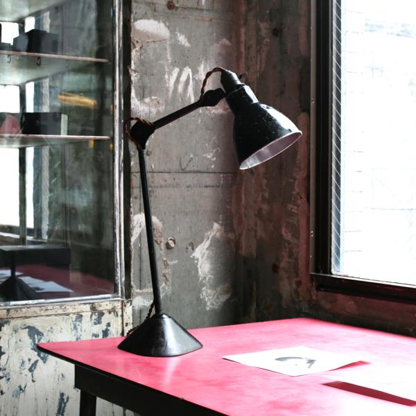 gras lamp 205