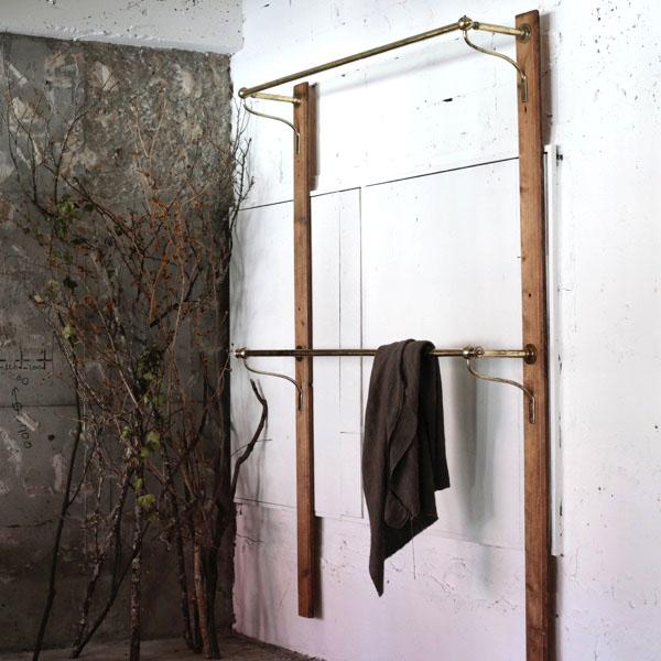ダブル ハンガーラック hanger rack