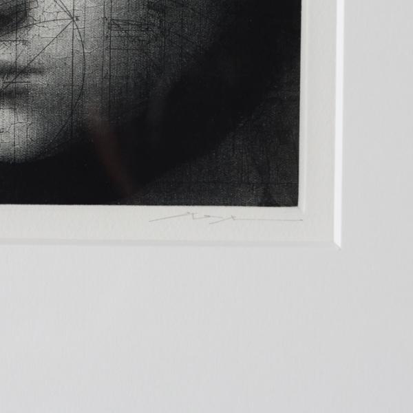 ペトルス・クリストゥス頌 北川健次銅版画集 黄金律-NANTESに降る七月の雨