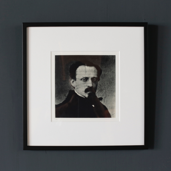 計測されるエシュヴァンの肖像 北川健次