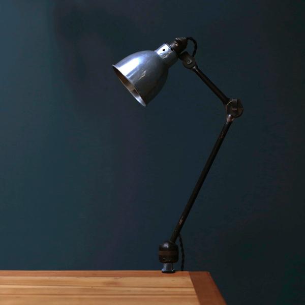グラ gras tablelamp クランプ