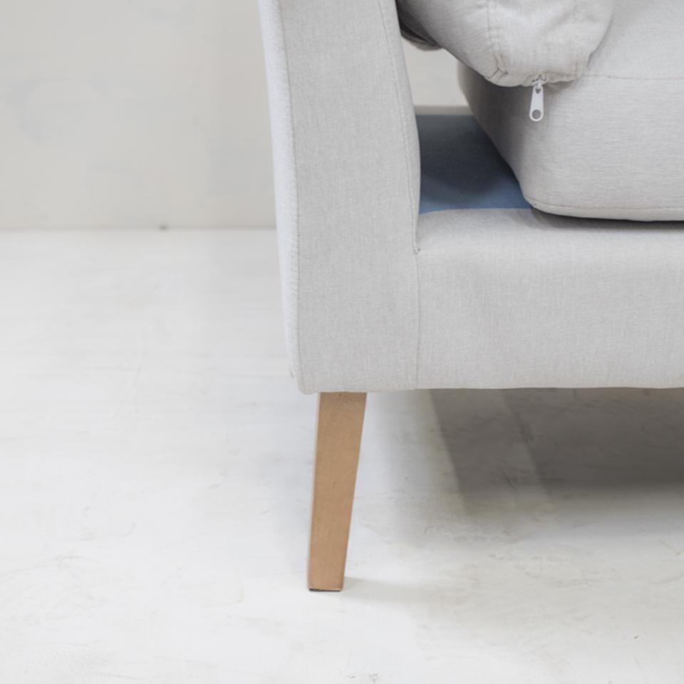 Modern Backless Sofa