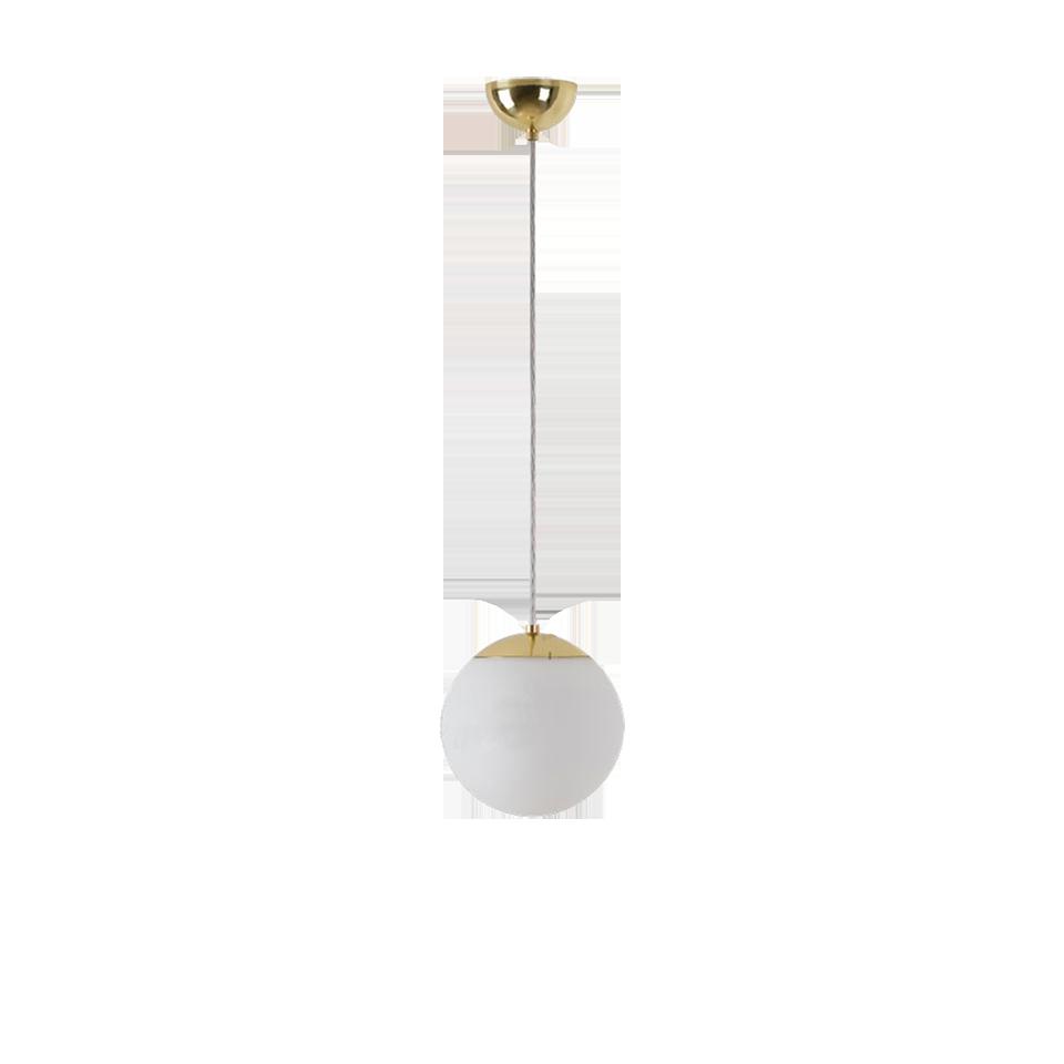 Handmade Glass Pendant Light-S